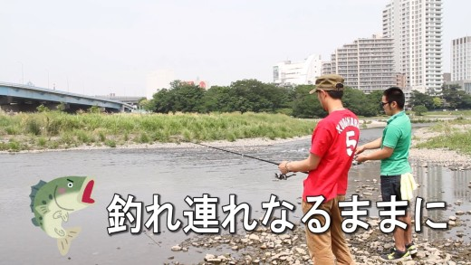 釣れ連れなるままに ~台風~