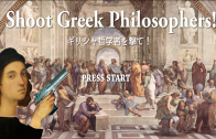 Shoot Greek Philosophers!